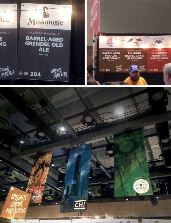 The Festival of Barrel Aged Beer returns to Chicago with better branding this year.