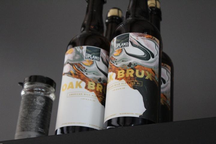 Oak Brux Bottles