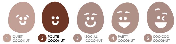 Polite Coconut